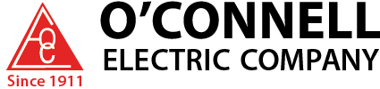 OConnell Electric Company Logo
