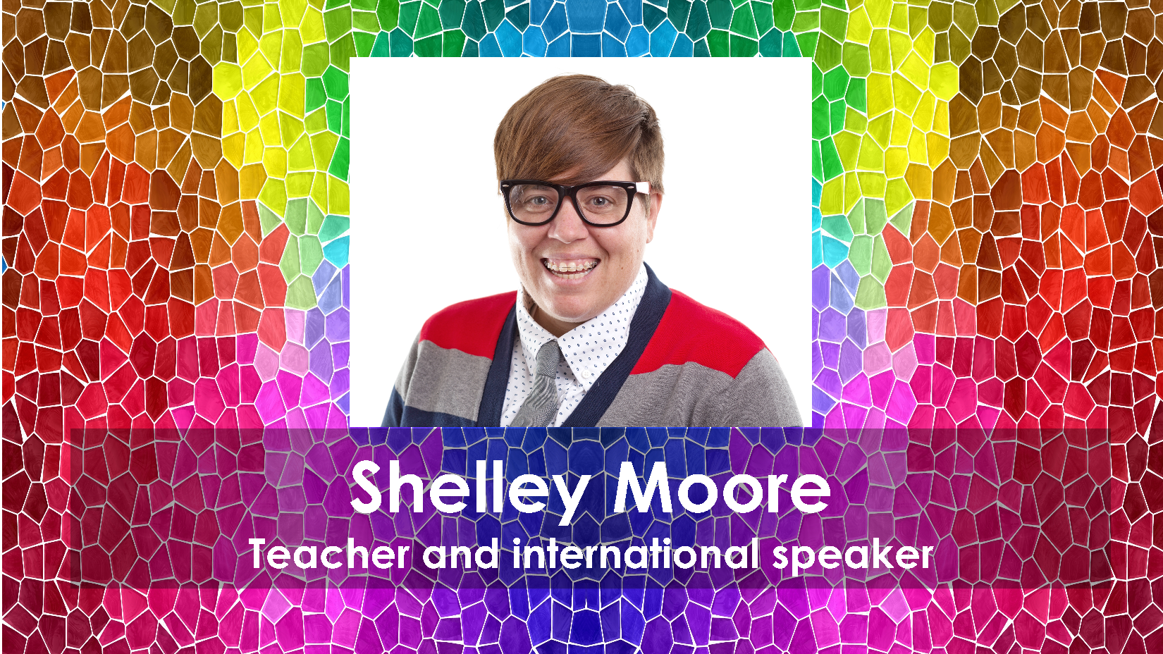 Shelley Moore conf for educators social v4
