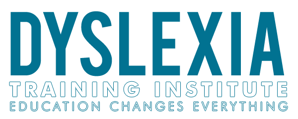 Logo for Dyslexia Training Institute