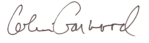 colin garwood signature
